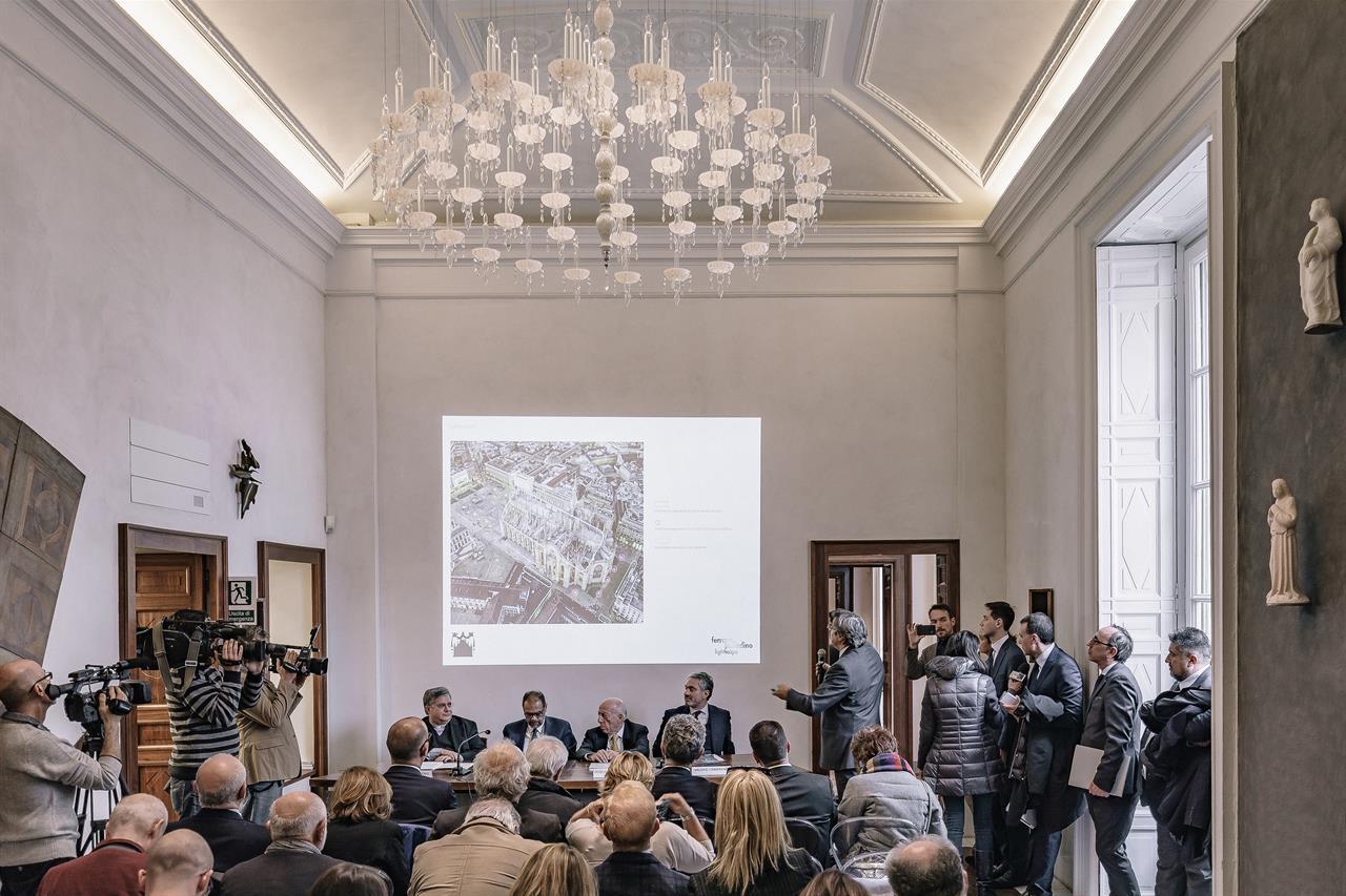 FS 2018 Dec13 Pressconf Saladeimilanesi 2