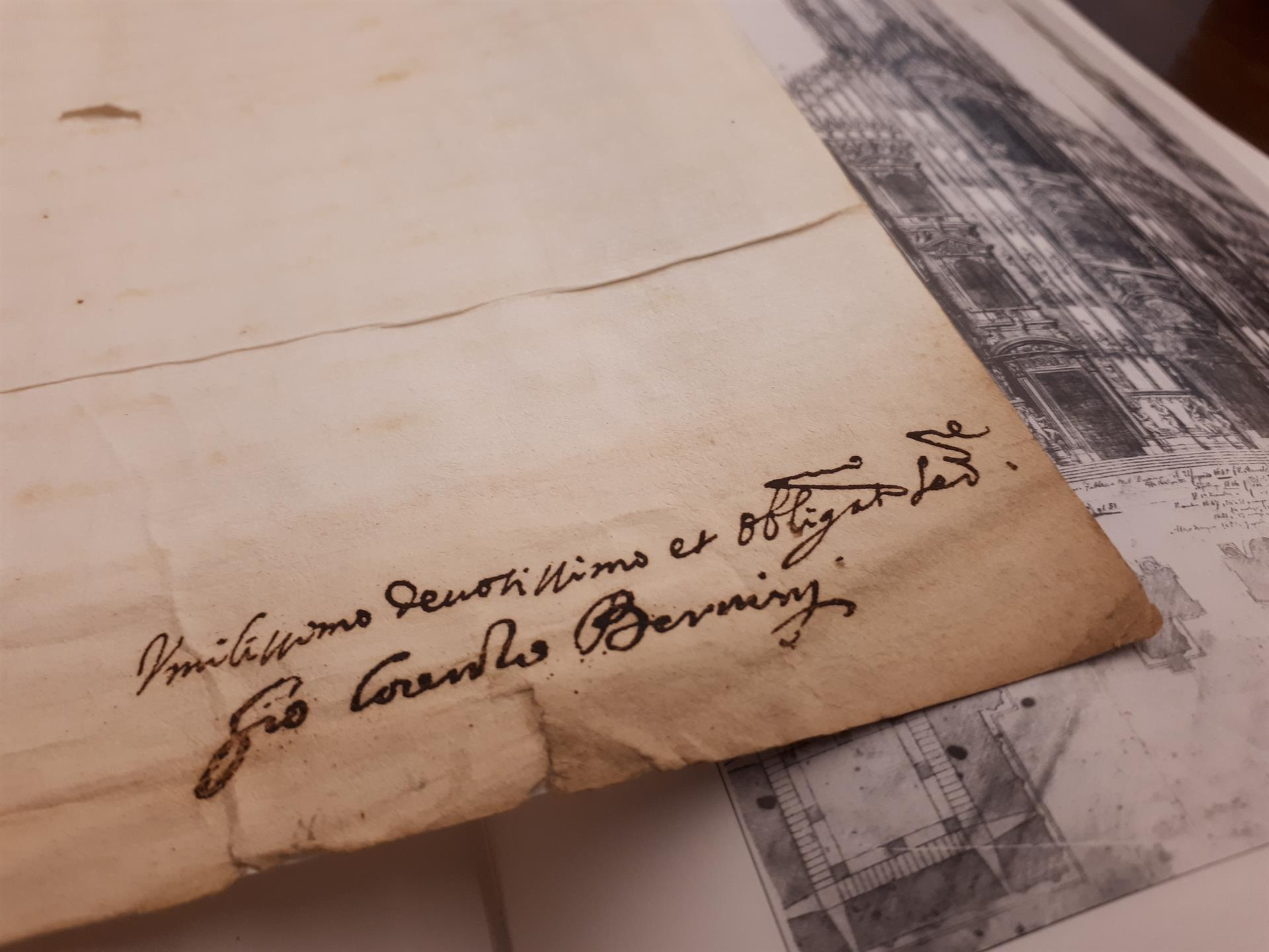 Archivio Firma Bernini