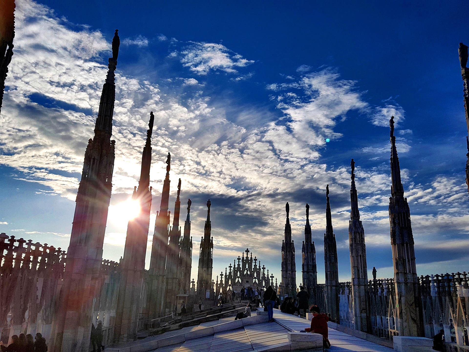 Terrazze Del Duomo Aperte Da Giugno A Settembre Fino Alle