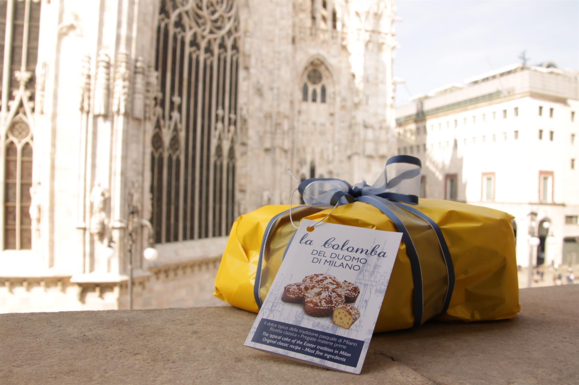 La Colomba del Duomo