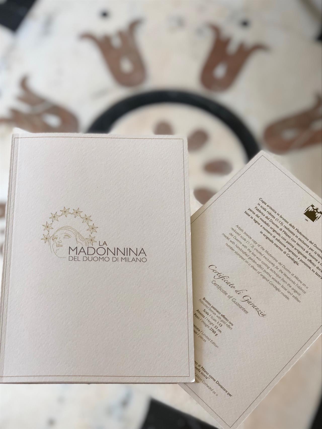 Libretto Madonnina 3
