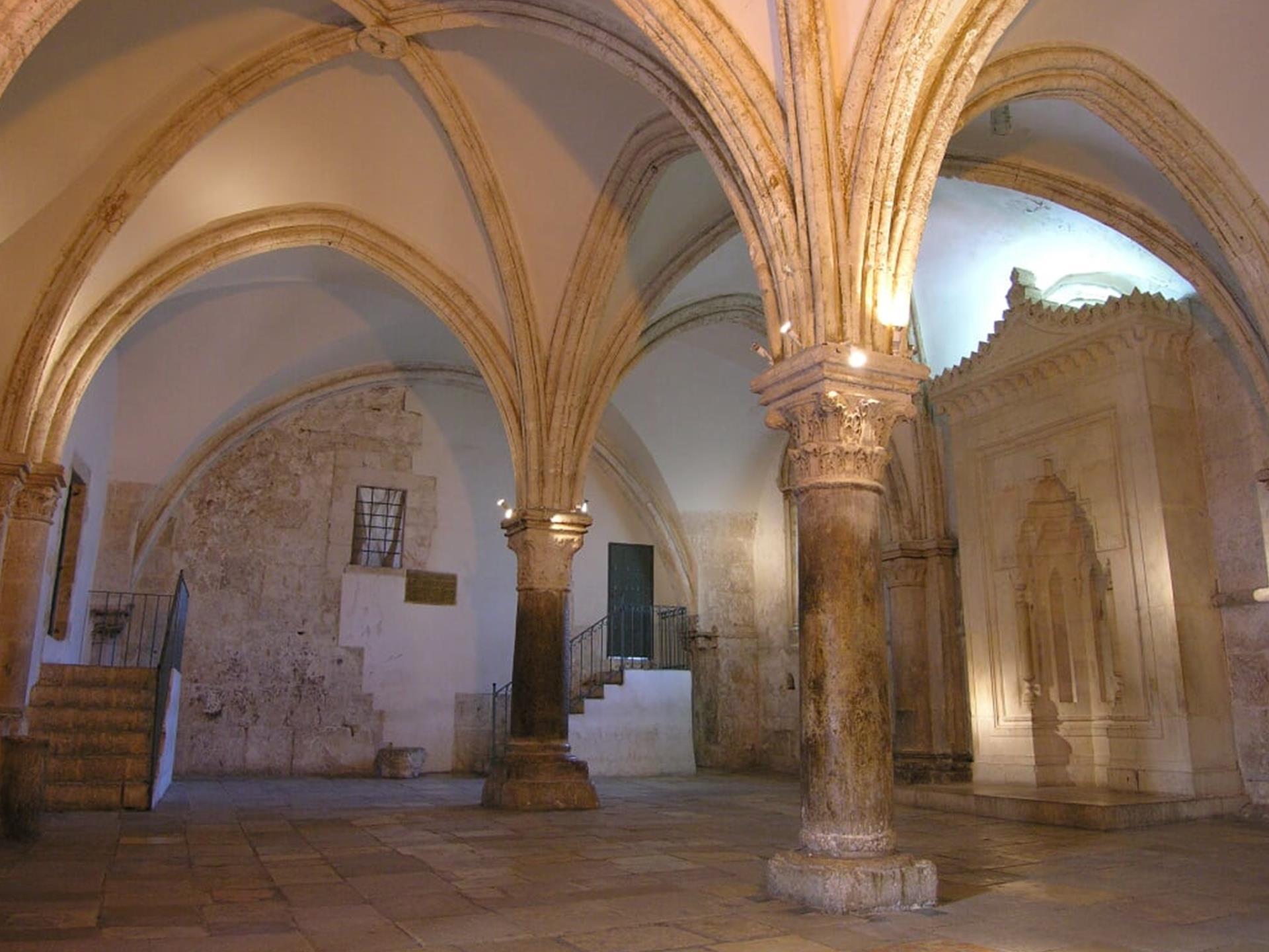 Gerusalemme «Sala Superiore» Del Cenacolo