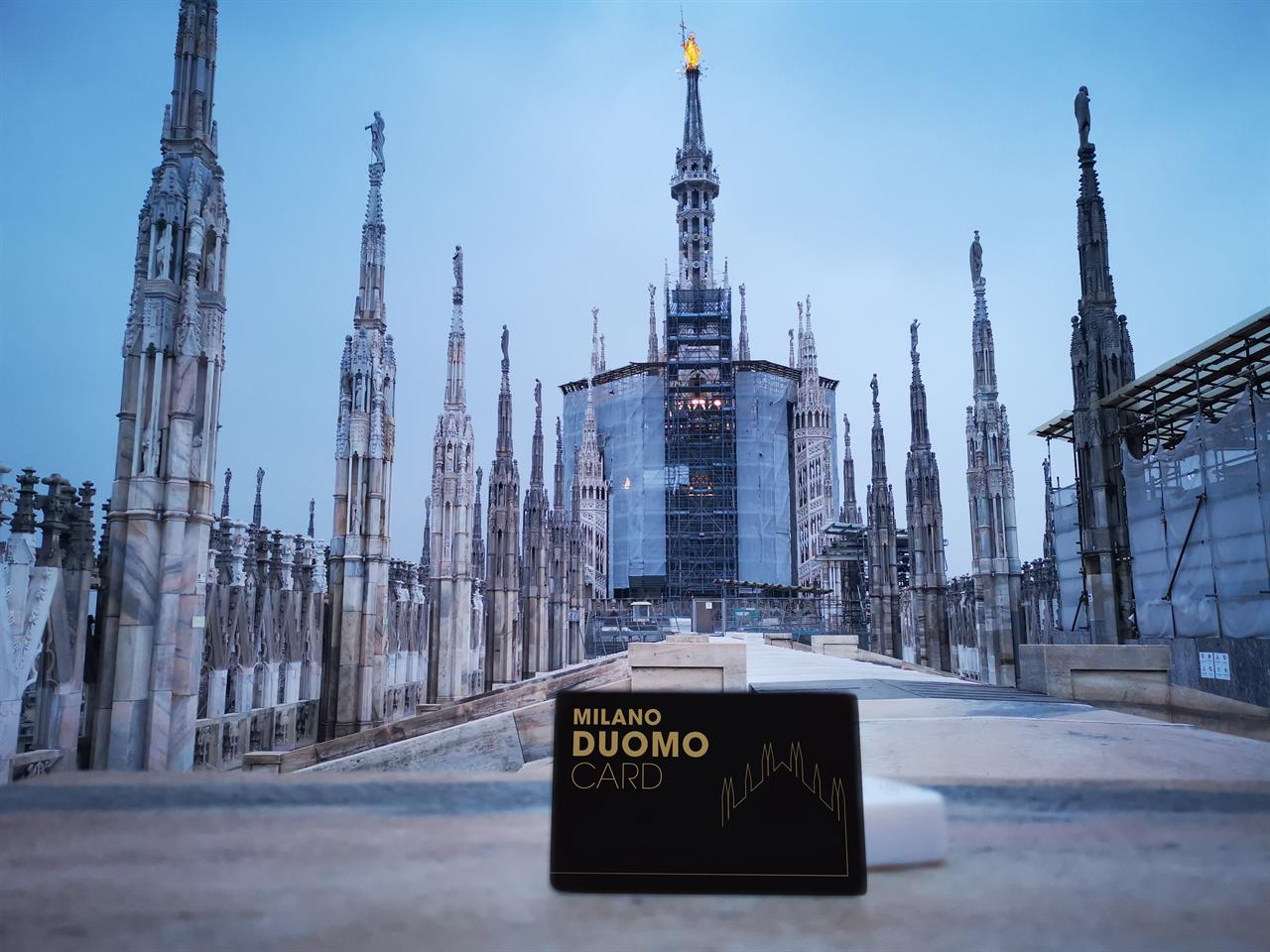 Milano Duomo Card 3 © Veneranda Fabbrica Del Duomo Di Milano