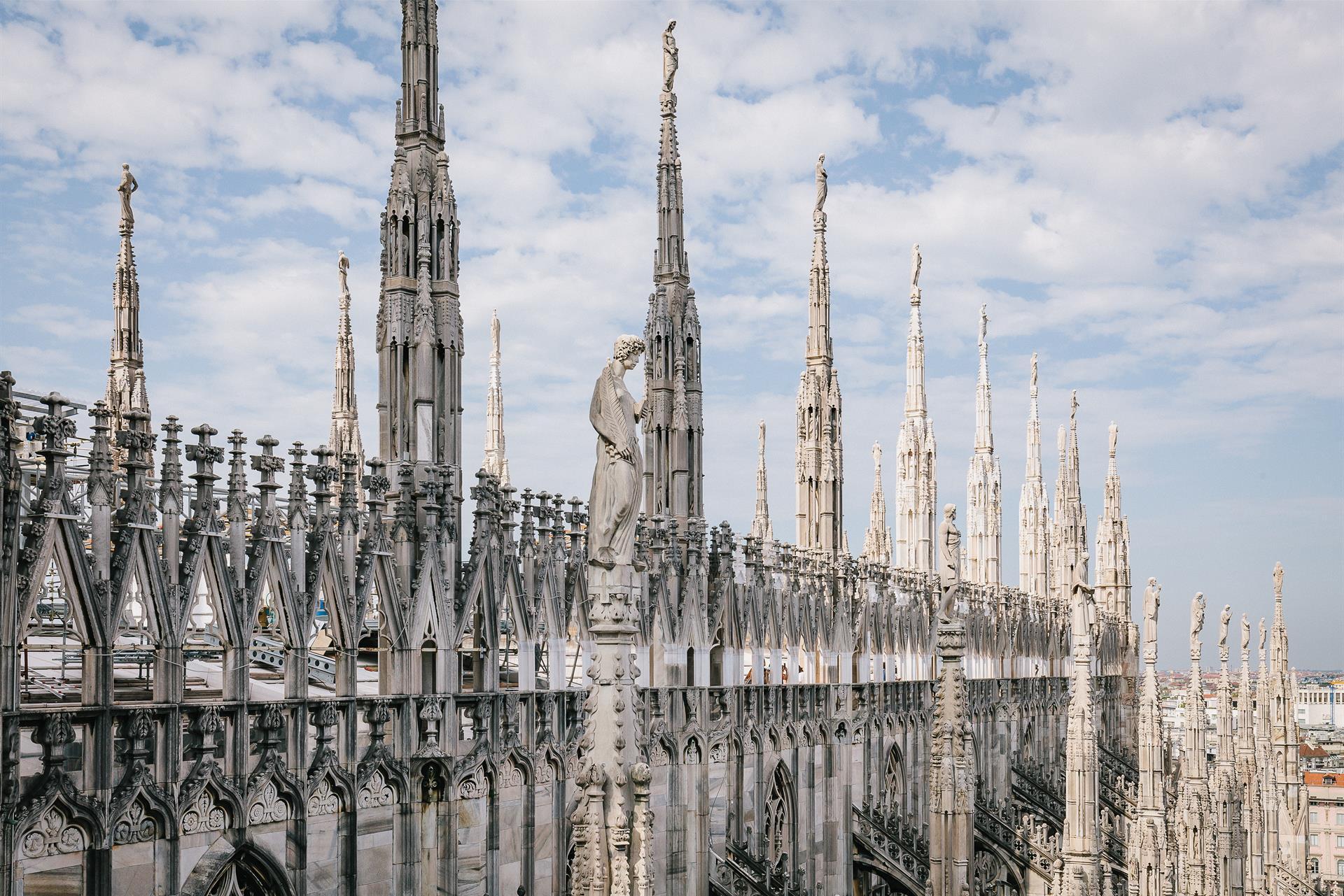 Rooftops Variations 18 May 2019 Eventi Duomo Di Milano