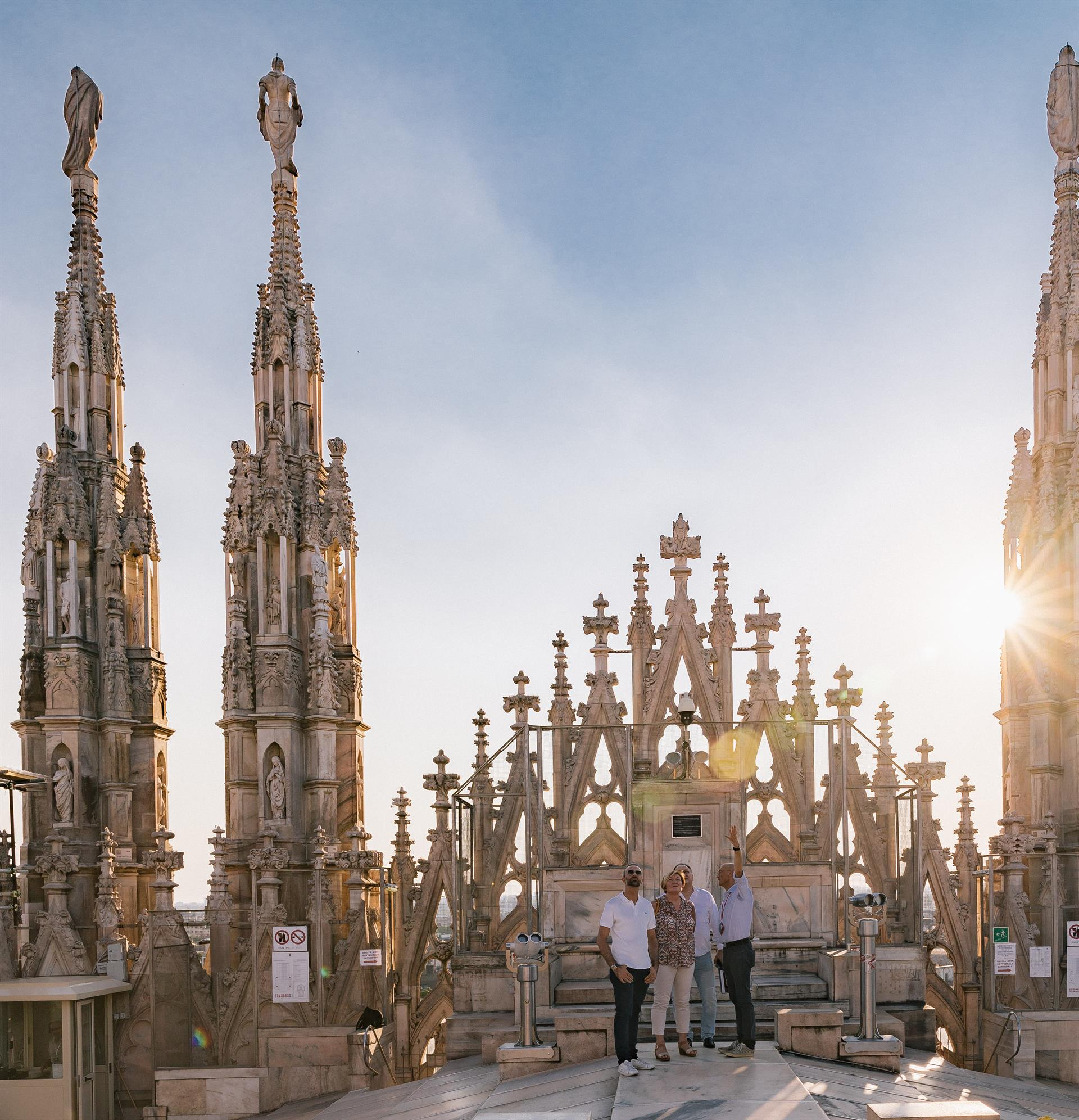 Guided Tours And Incentives Duomo Di Milano Official Site