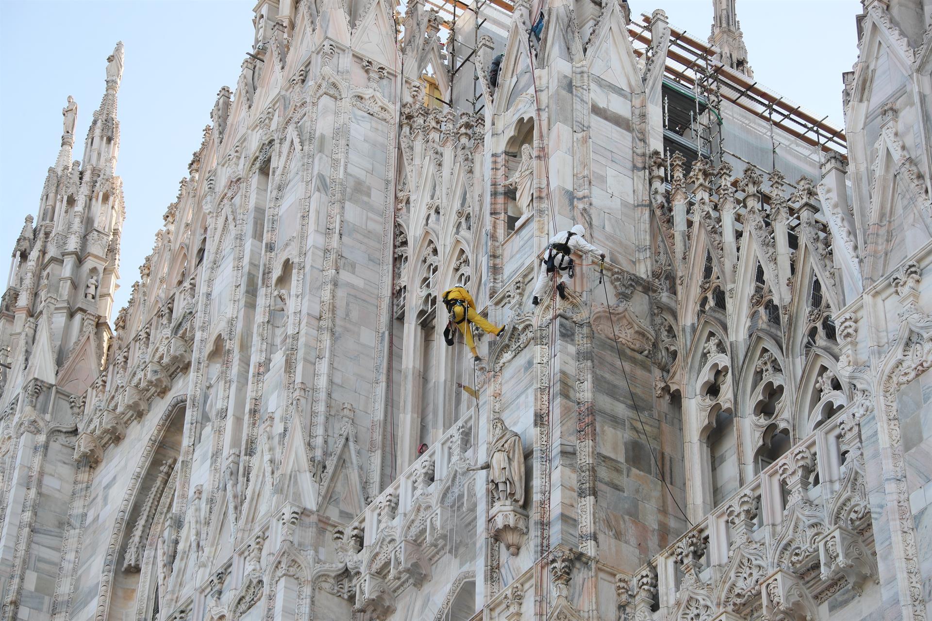 Pulizia Duomo11