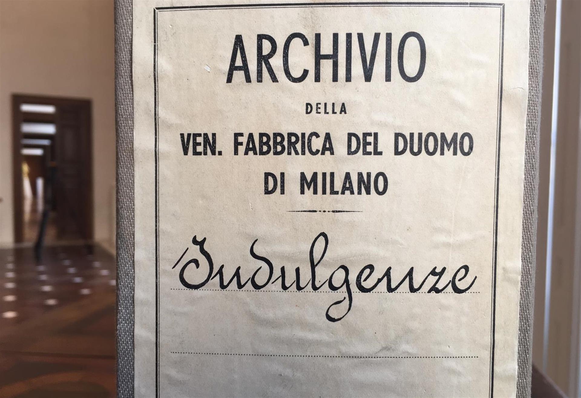 Archivio Indulgenze