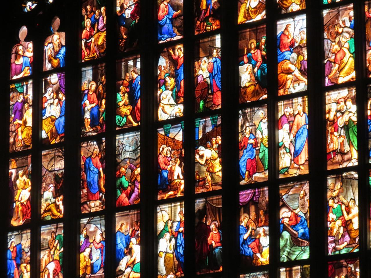 © Veneranda Fabbrica Del Duomo Di Milano Vetrata Abside
