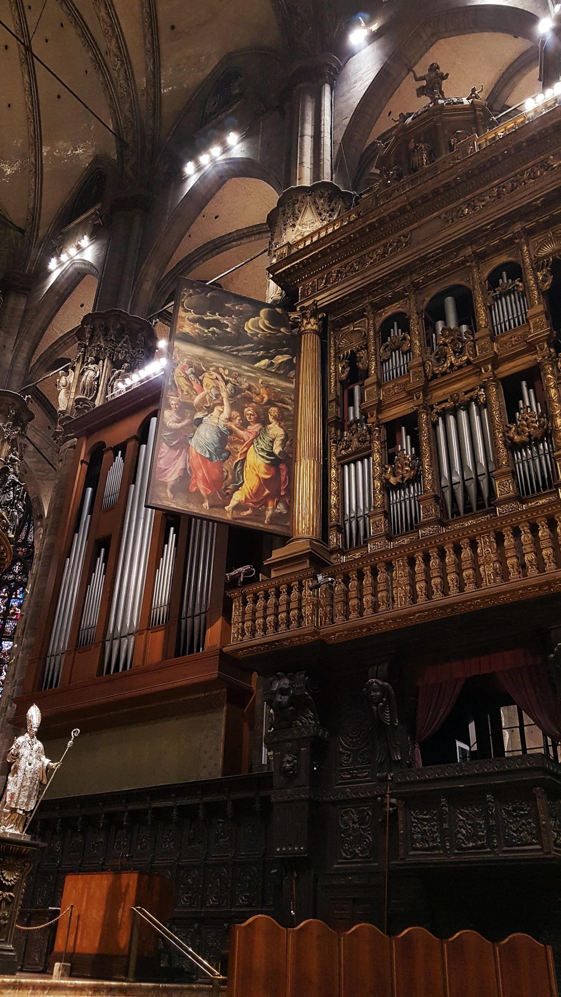© Veneranda Fabbrica Del Duomo Di Milano Uno Sguardo Sul Grande Organo Del Duomo 2