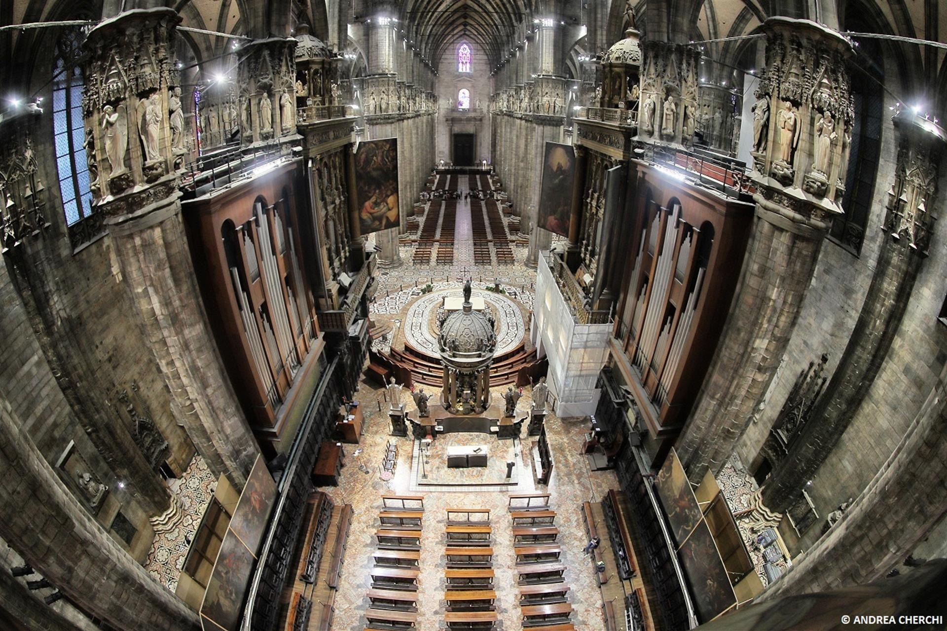 Interno Cattedrale © ANDREA CHERCHI