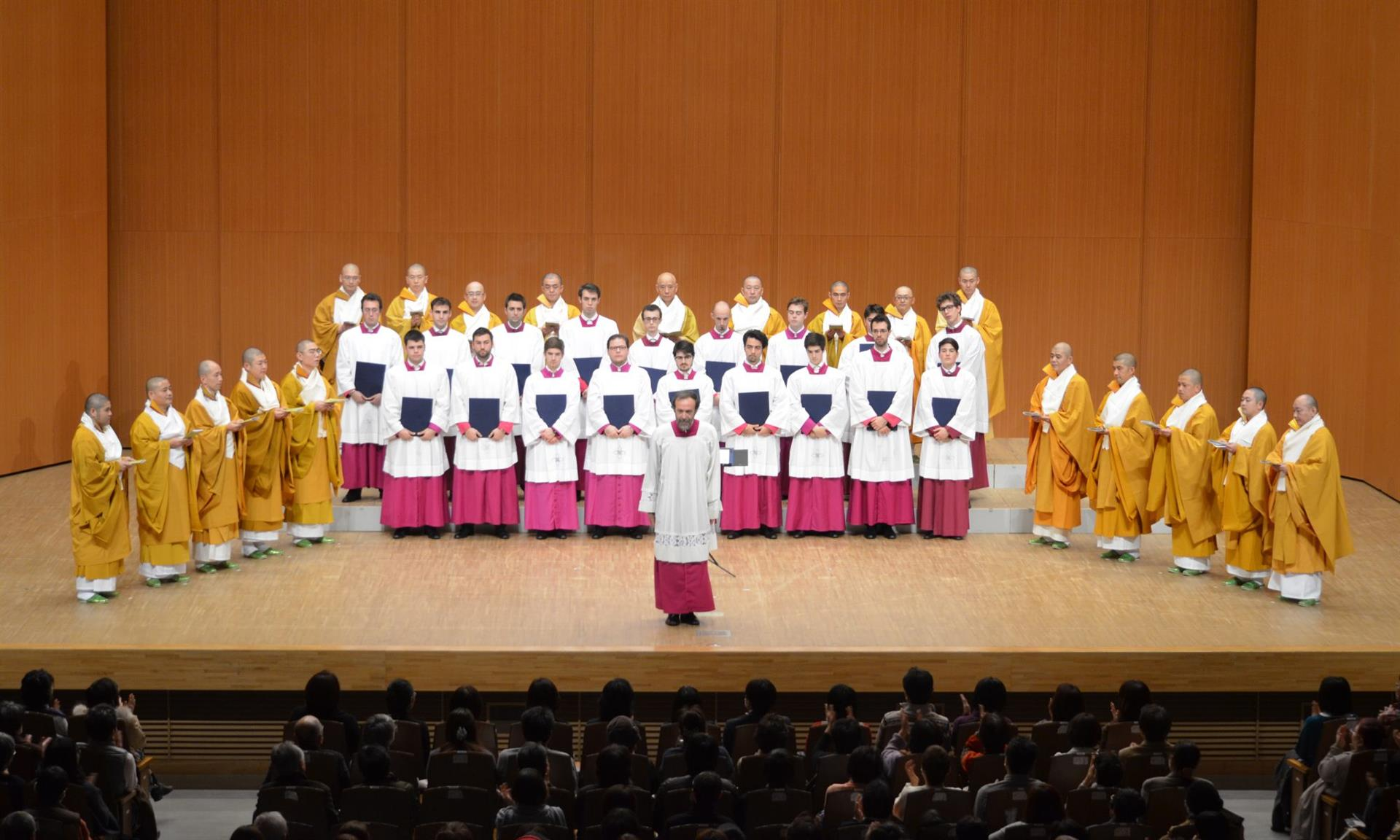 Cappella Musicale In Giappone