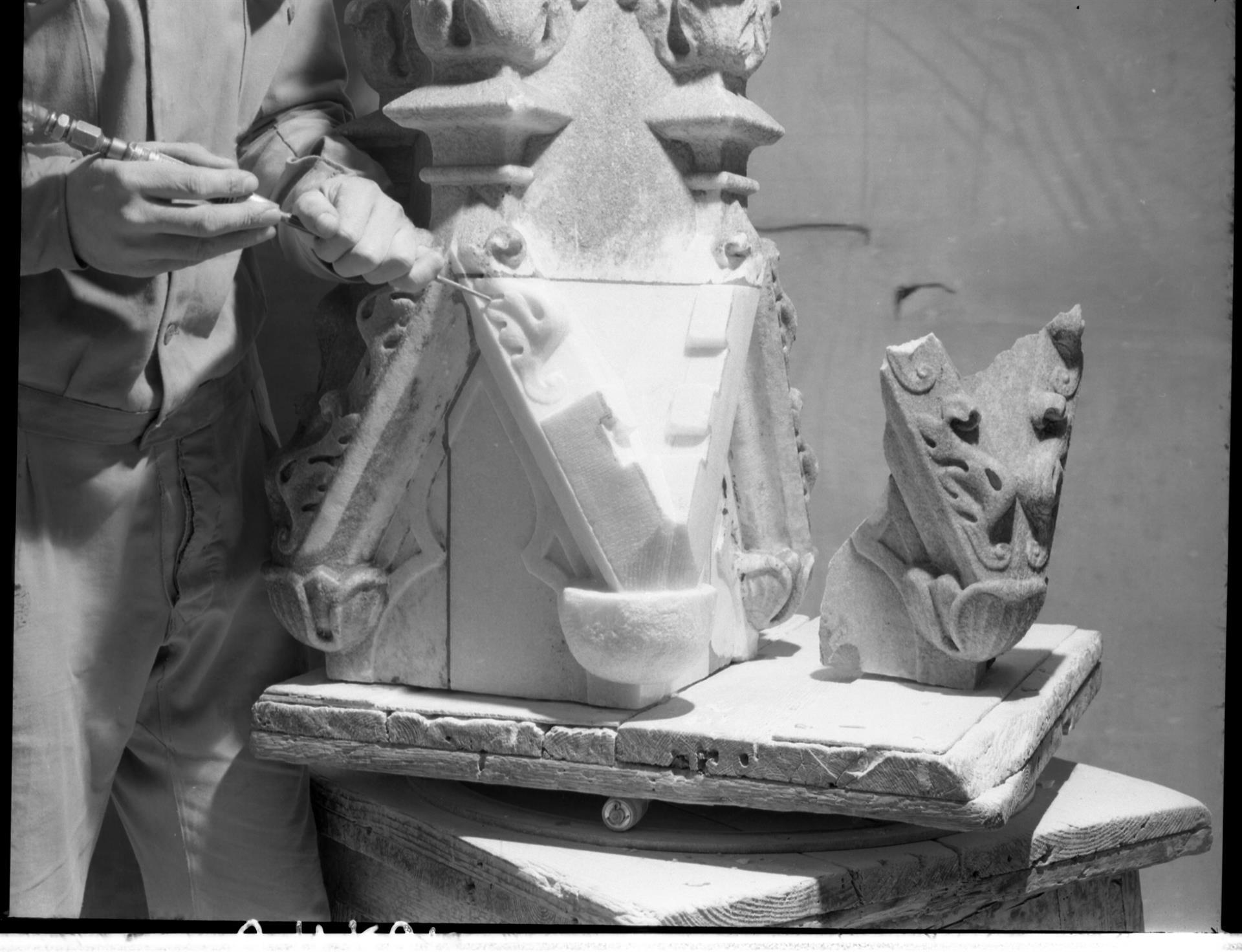 Cantiere Marmisti Archivio
