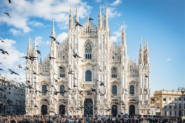 Piazza Del Calendario Milano.Duomo Di Milano Official Site