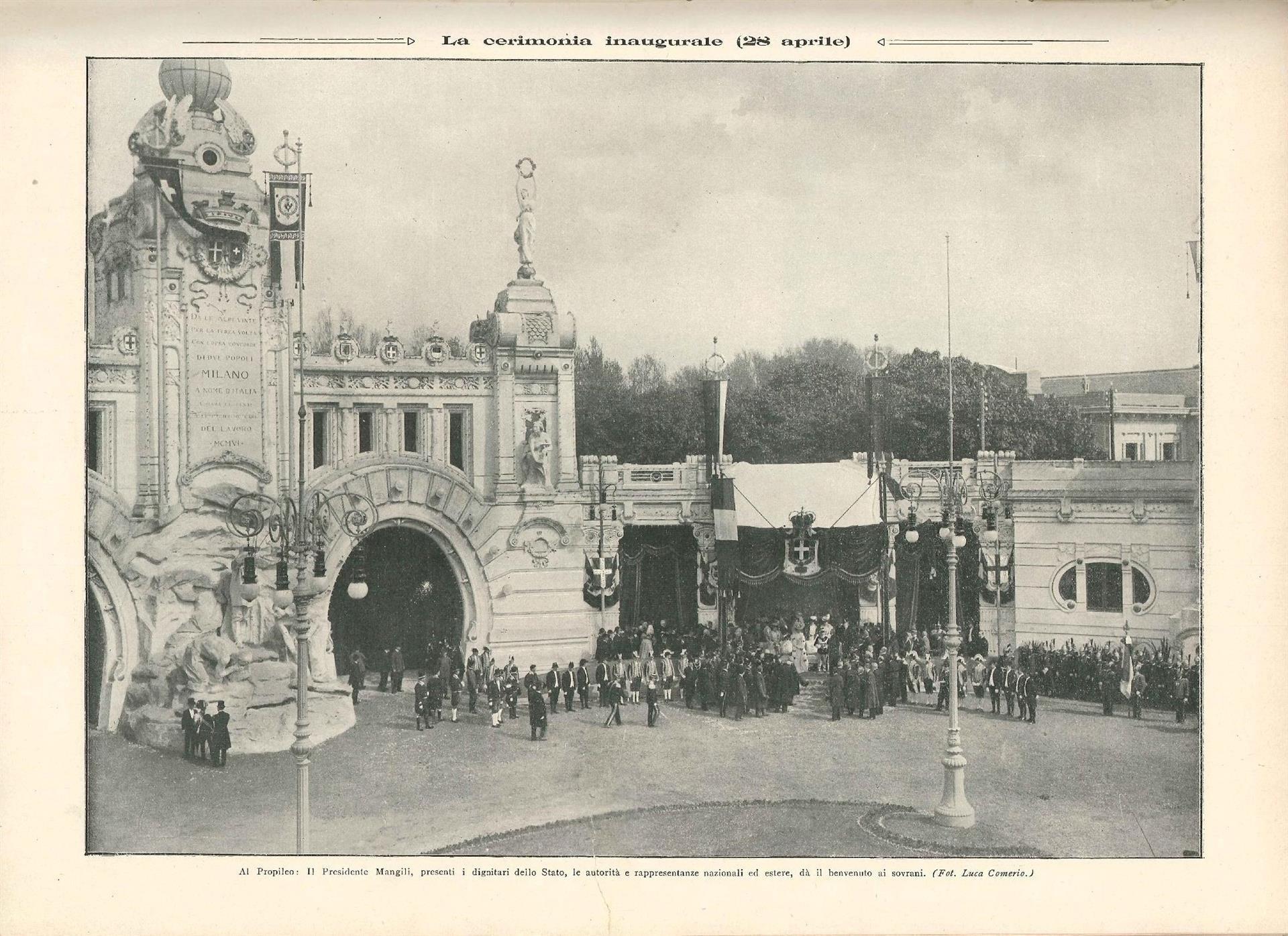 Expo Universale 1906