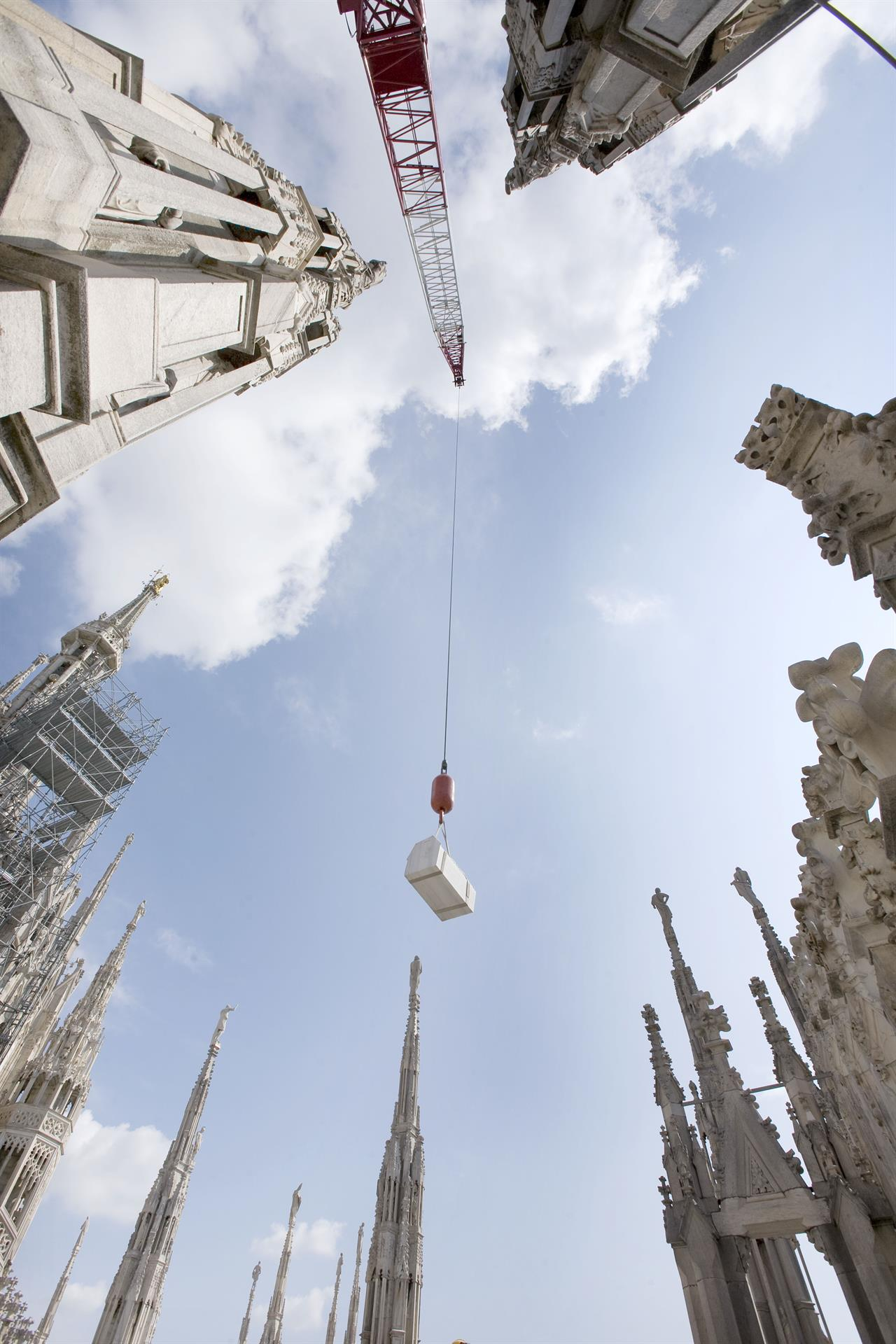 Cantiere Duomo