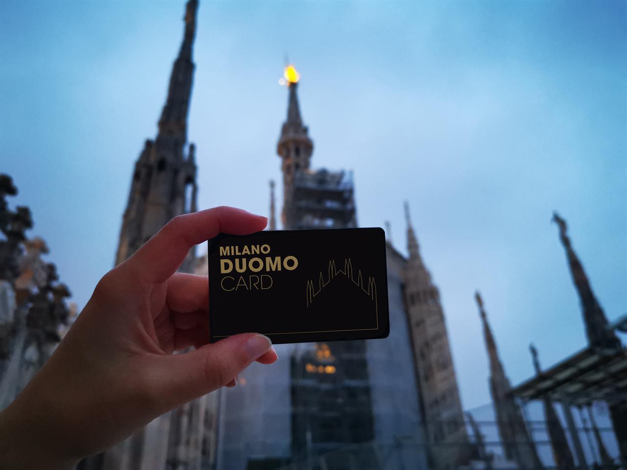 Milano Duomo Card 2 © Veneranda Fabbrica Del Duomo Di Milano