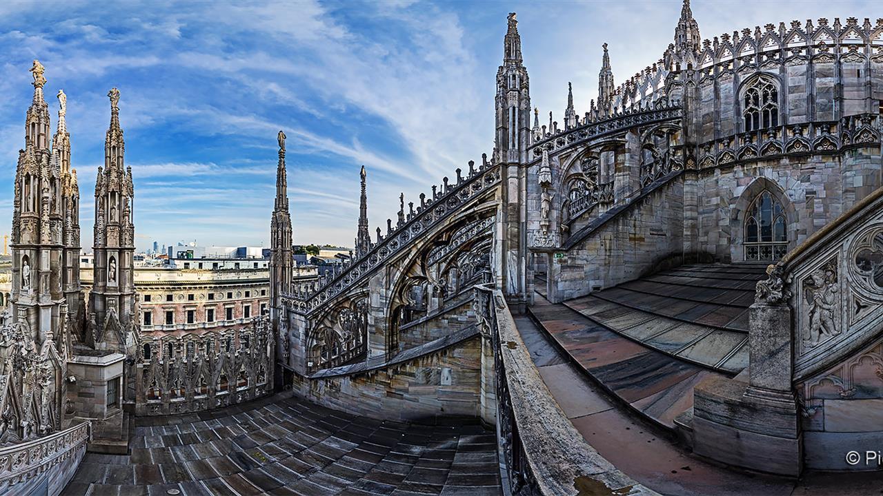 Duomo 360 Duomo Di Milano Sito Ufficiale