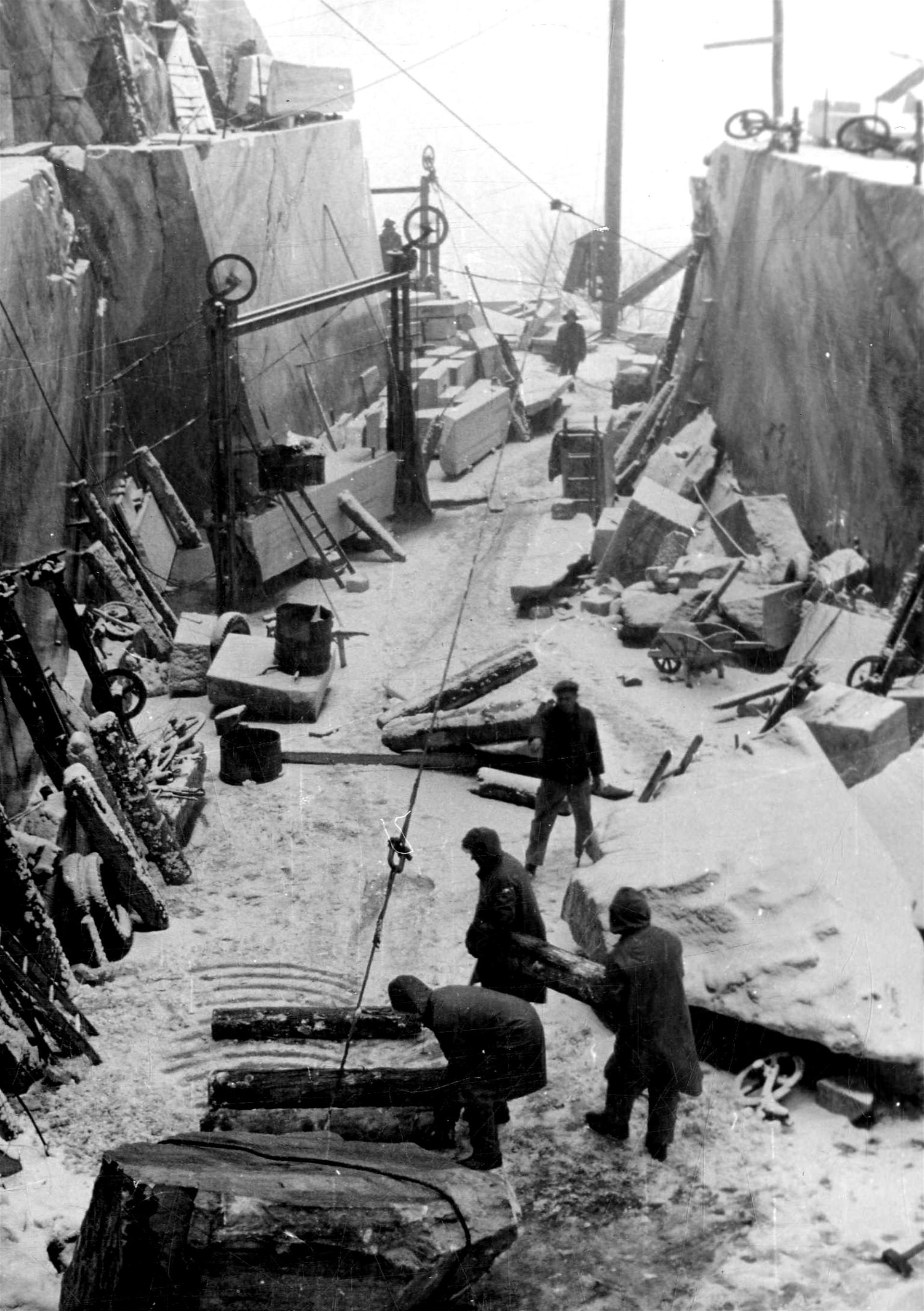 Cave di Candoglia Archivio