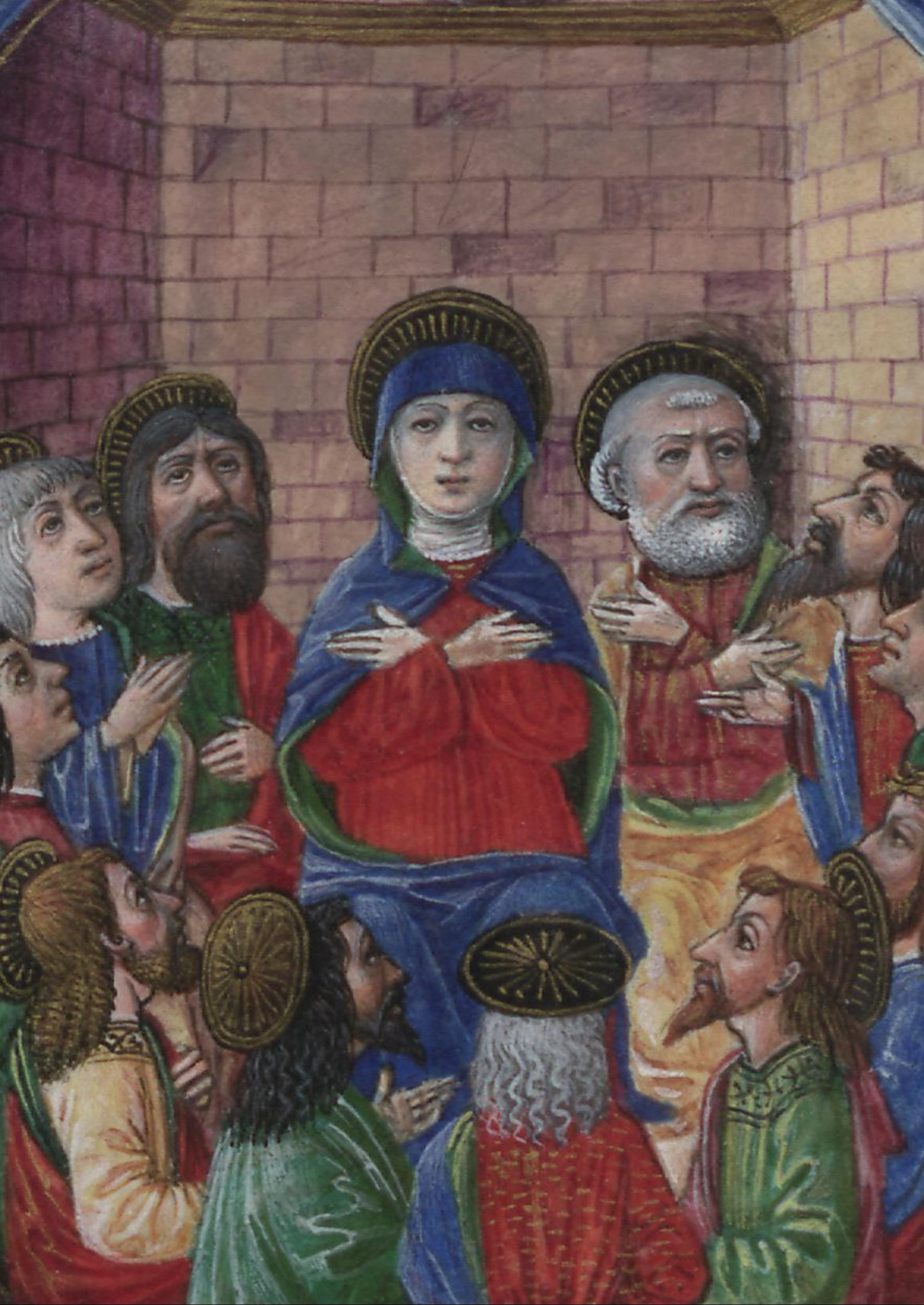 Arcimboldi La Pentecoste