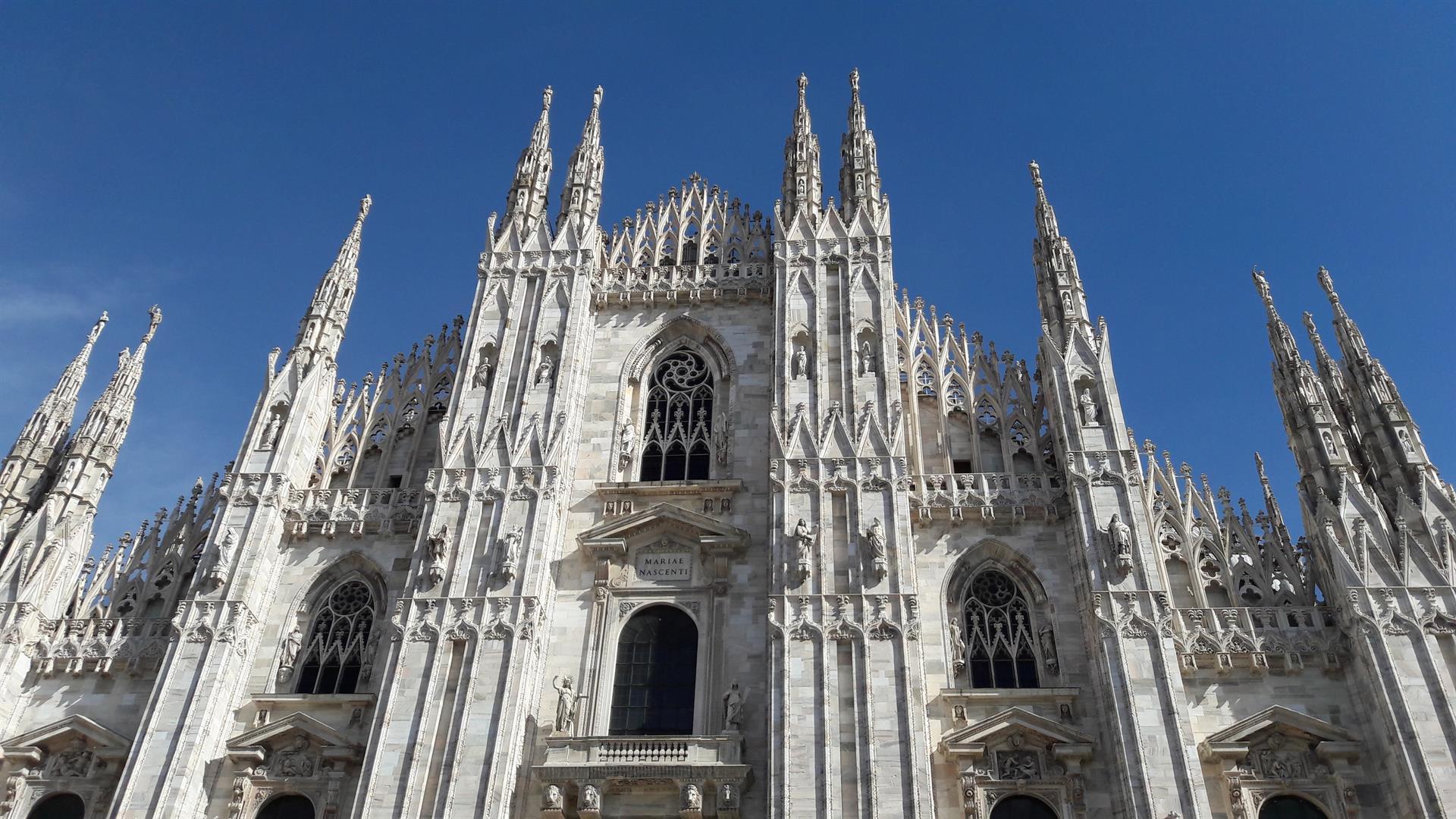 Duomo Milano Marzo 2017