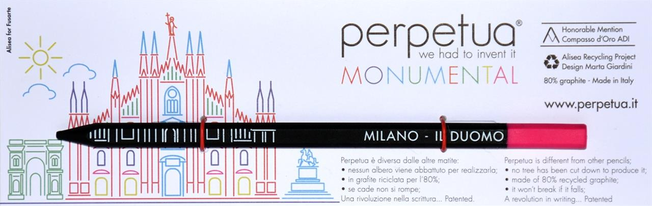 PERPETUA MONUMENTAL MILANO IL DUOMO Mod