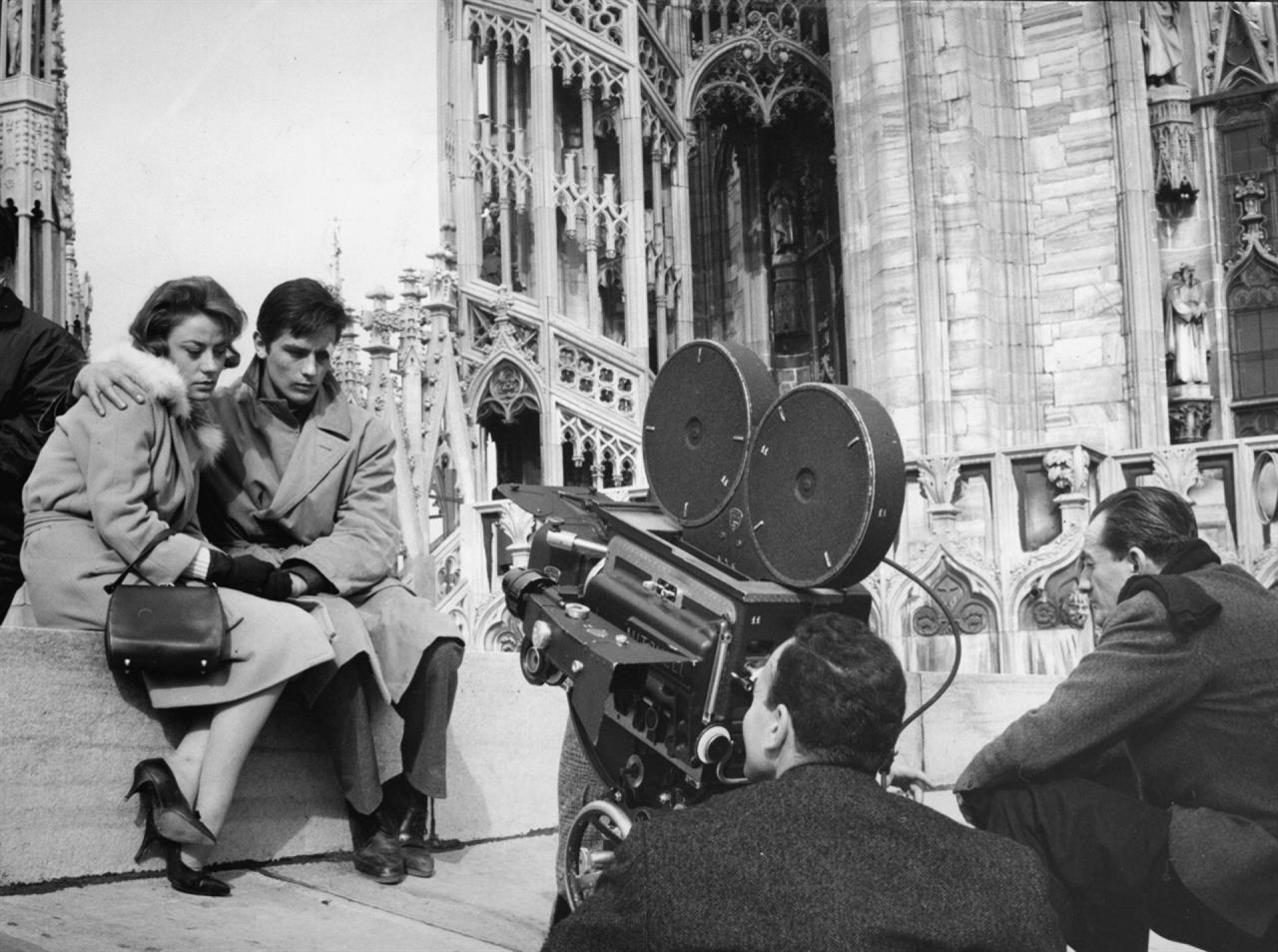 Rocco E I Suoi Fratelli Set Luchino Visconti
