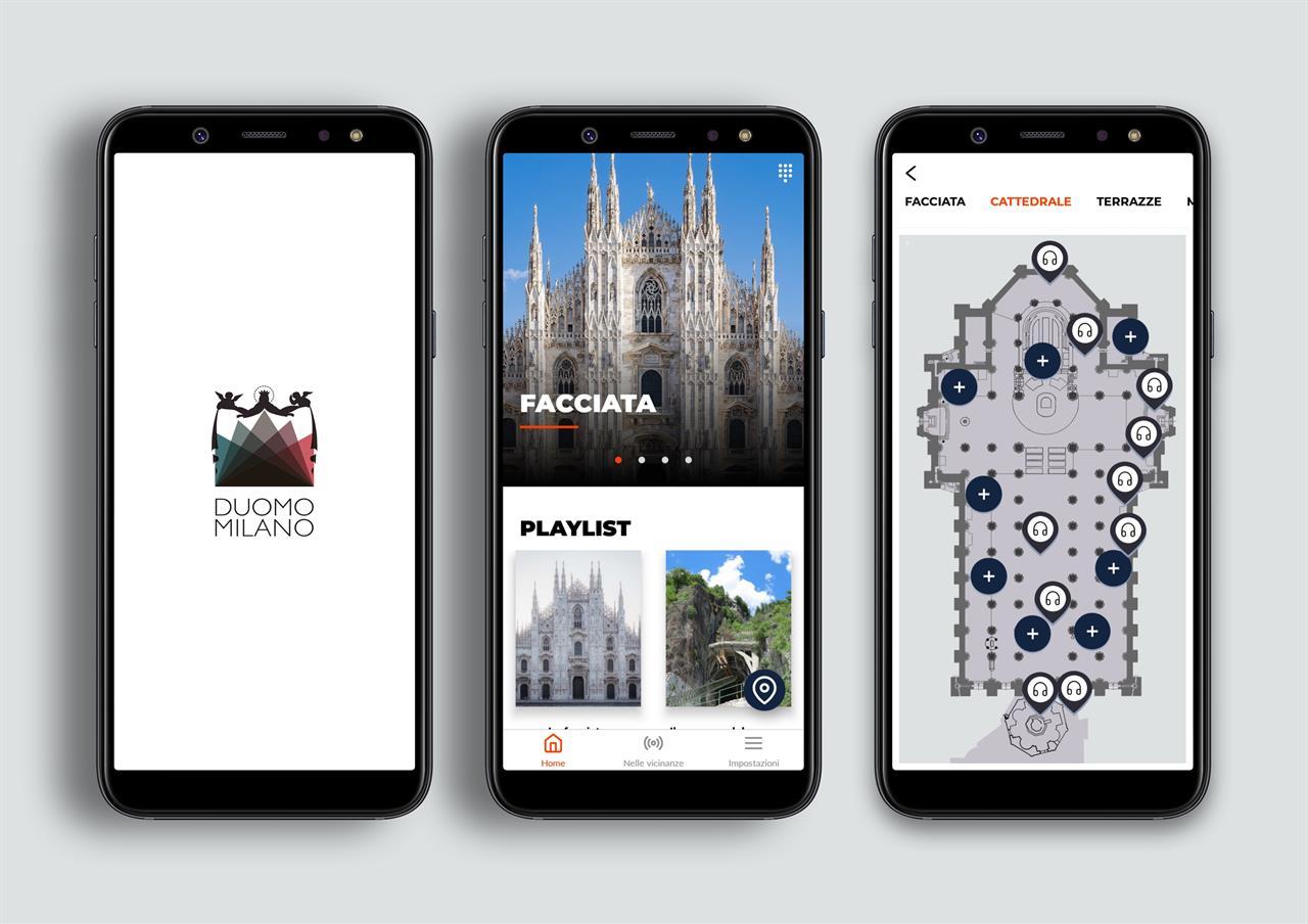 9 App Ufficiale DUOMO MILANO