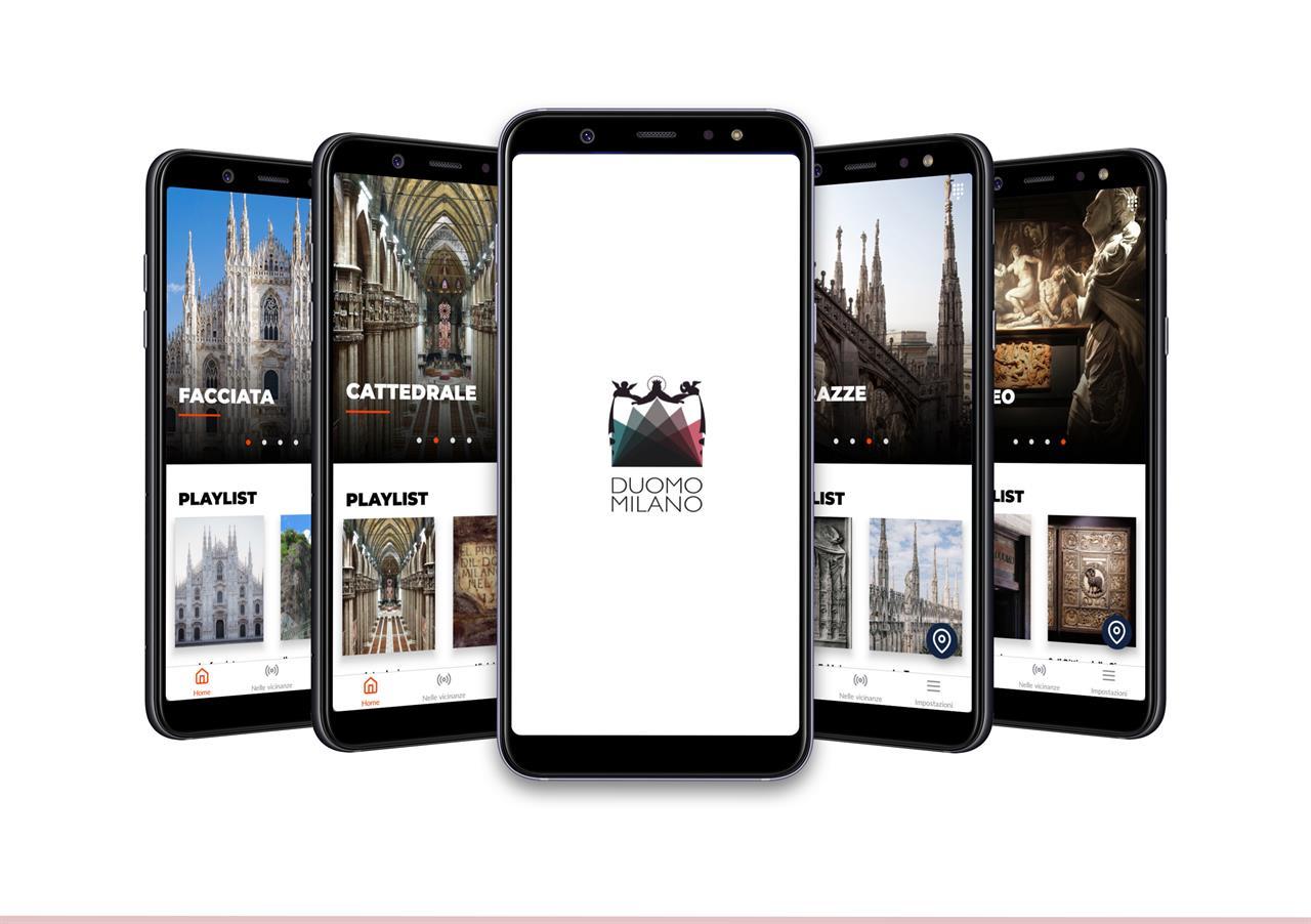 8 App Ufficiale DUOMO MILANO