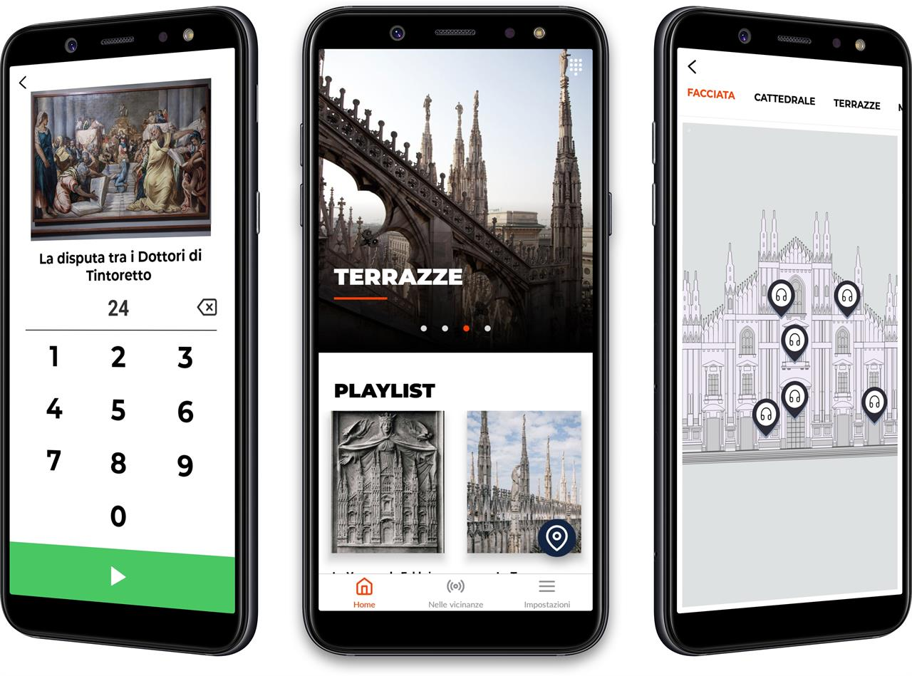 10 App Ufficiale DUOMO MILANO