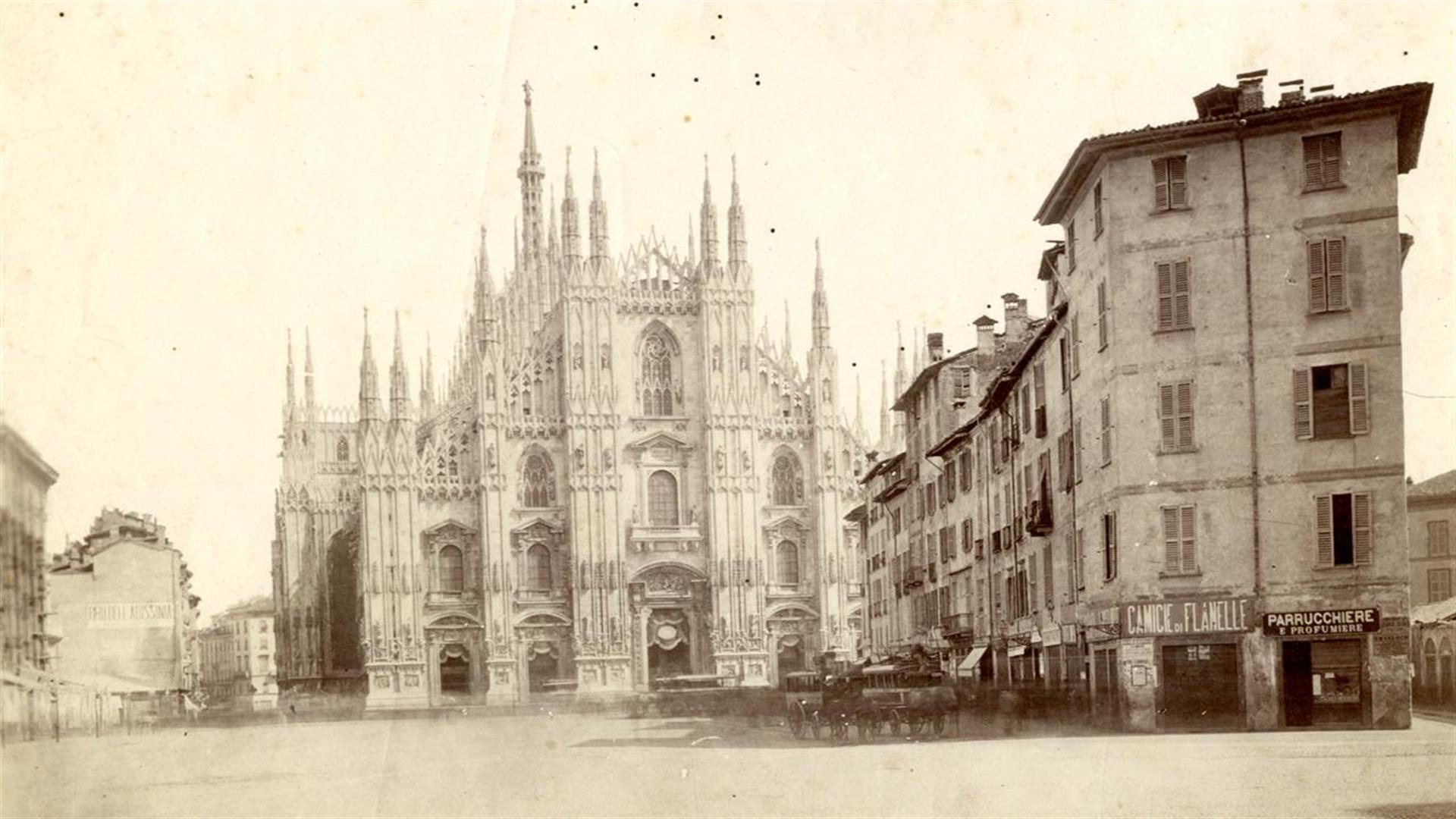 Archivio Duomo Milano