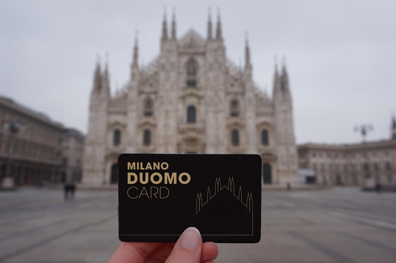 Milano Duomo Card 1 © Veneranda Fabbrica Del Duomo Di Milano