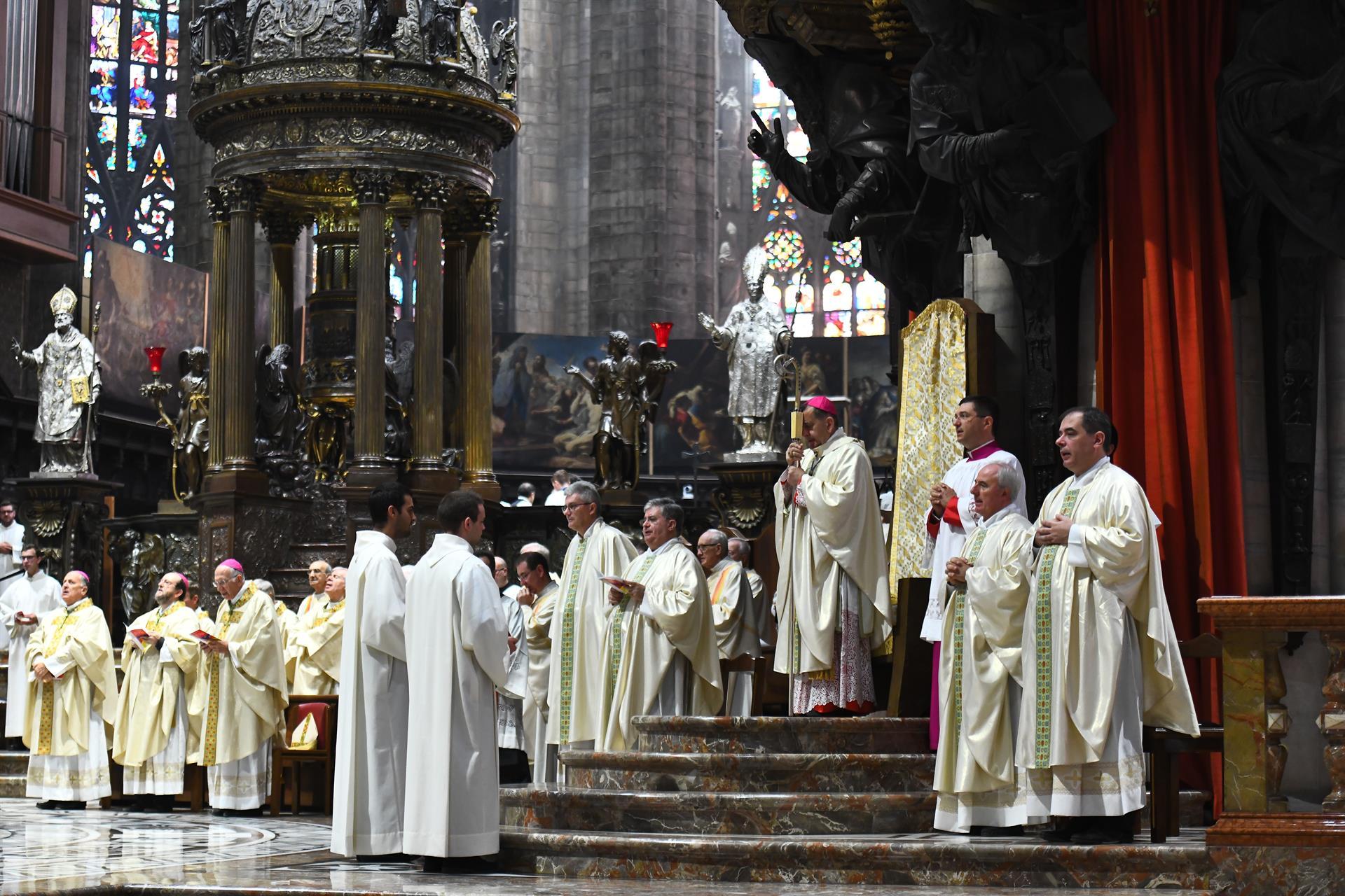 Foto Pontificale 7 Settembre 2019